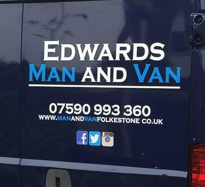 Edwards Removals. Contact on Mobile 07590 993360